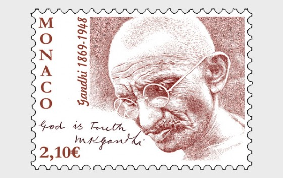 150th Anniversary of the Birth of Gandhi - Mint - Set