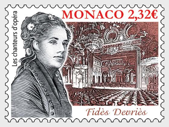 Cantantes de Opera - Fides Devries - Series