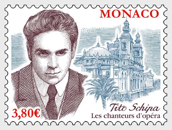 Opera Singers - Tito Schipa - Mint - Set