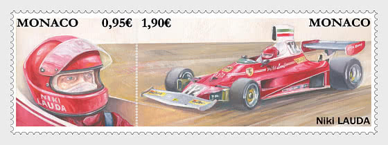 Legendary Formula 1 Drivers - Niki Lauda - Mint - Set