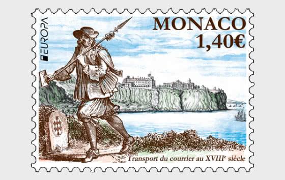 Europa 2020 - Ancient Postal Routes - Set CTO - Set CTO