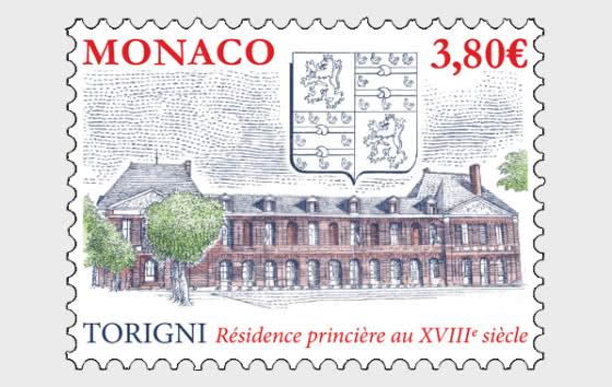 Ancient Grimaldi Strongholds - Torigny - Mint - Set