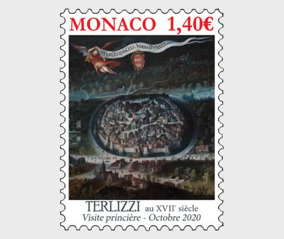Ancient Grimaldi Strongholds - Terlizzi - Mint - Set