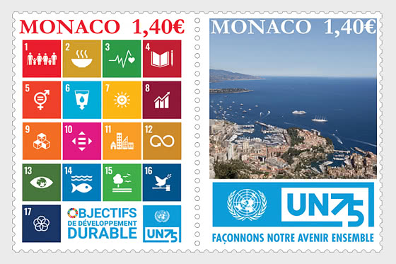 75th Anniversary Of The United Nations - Mint - Set