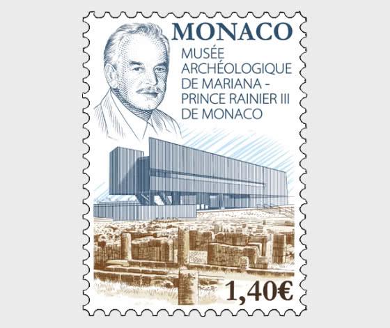 Mariana Museum Of Archaeology – Prince Rainier Iii Of Monaco - Mint - Set