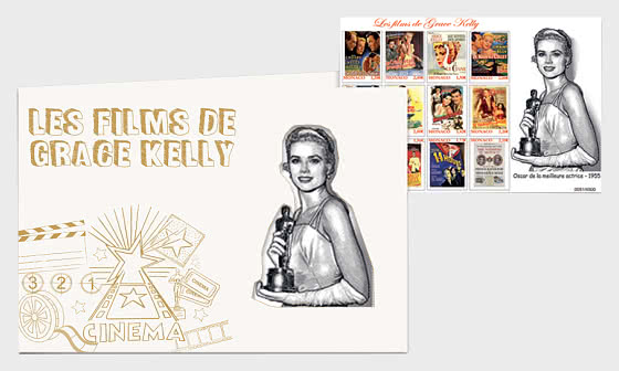 The Films of Grace Kelly - Special Folder