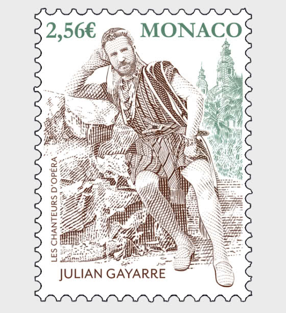 Cantanti lirici - Julian Gayarre - Serie