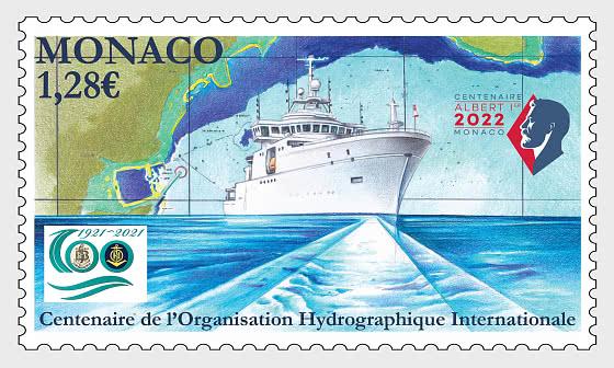 Centenary Of The International Hydrographic Organization - Mint - Set