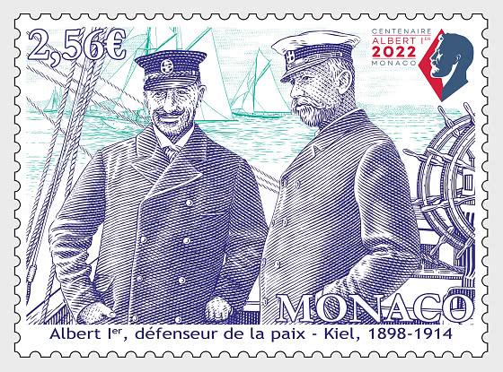 The Kiel Regatta - Mint - Set
