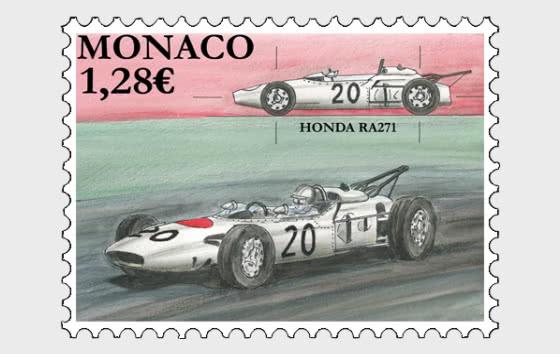 Auto Da Corsa Leggendarie – Honda RA271 - Serie