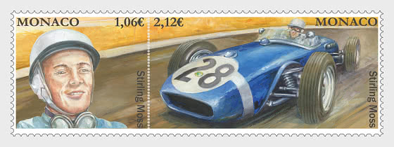 Legendary Formula One Drivers – Stirling Moss - Mint - Set
