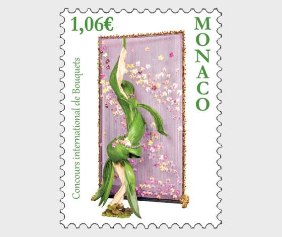 International Bouquet Competition - Mint - Set