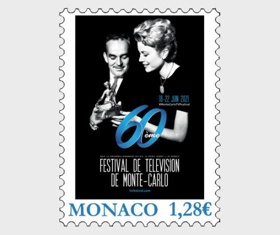60th Monte-Carlo Television Festival - Mint - Set