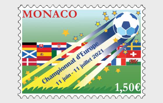 European Football Championship - Mint - Set