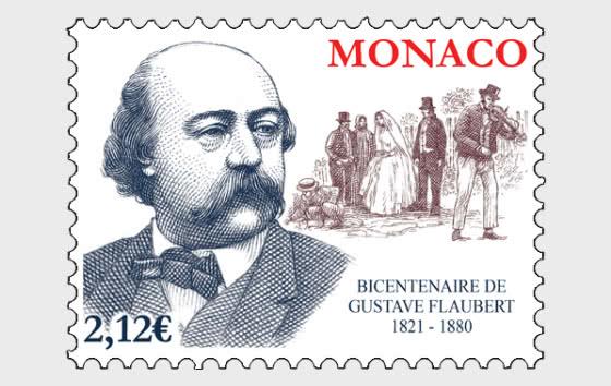 Bicentenario della Nascita di Gustave Flaubert - Serie