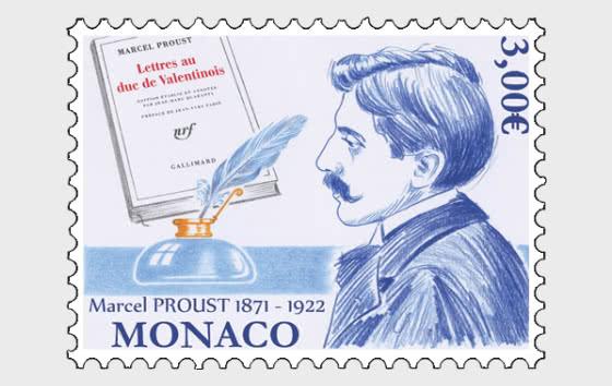 150 ° Anniversario Della Nascita Di Marcel Proust - Serie