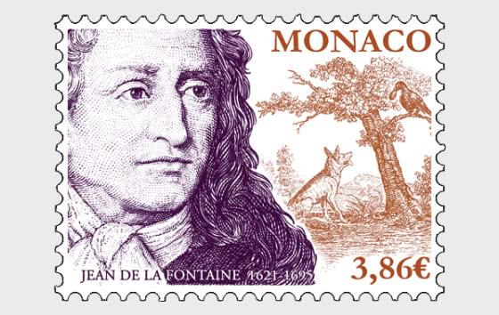 400. Geburtstag von Jean De La Fontaine - Serie