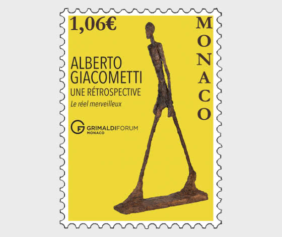 Mostra di Alberto Giacometti al Grimaldi Forum - Serie
