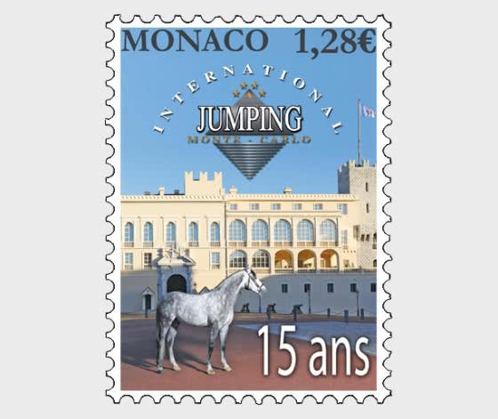 15° Evento Internazionale di Salto Ostacoli di Monte-Carlo - Serie