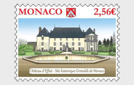 Antiche Forte Grimaldi - Effiat - Serie