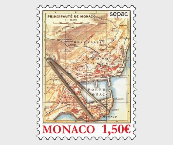 SEPAC 2021 - Old Maps - Mint - Set
