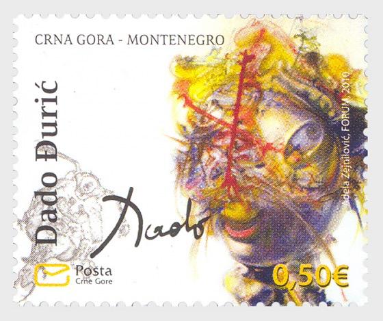 L'art au Monténégro à travers les siècles 2010 - Séries