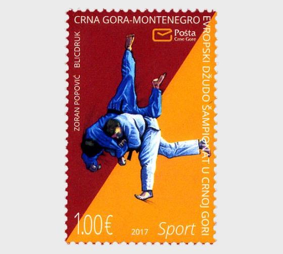 European Judo Championship in Montenegro 2017 - Set