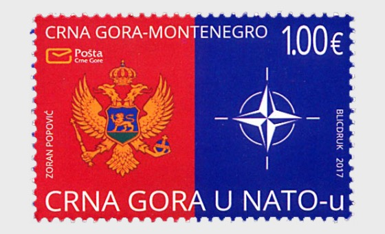 Montenegro in NATO - Set