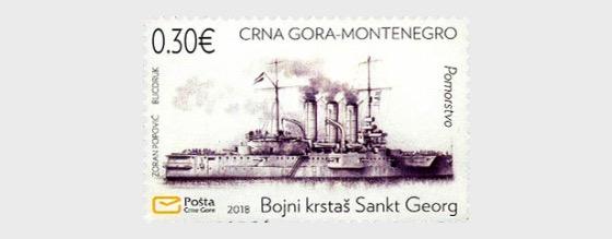 Maritime - Battle cruiser Sankt Georg - Set