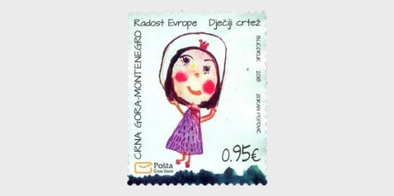 Joy of Europe - Children's Drawing - Set