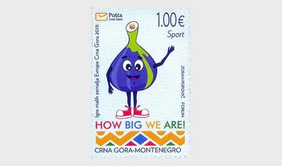 Sport, Les Jeux des Petits États d'Europe - Monténégro 2019 - Séries