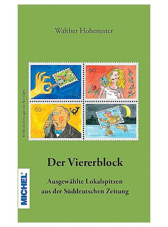 Der Viererblock – Ausgewählte Lokalspitzen aus der Süddeutschen Zeitung - Europa Misc.