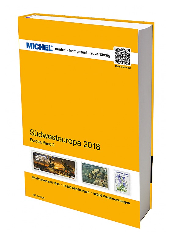 Südwesteuropa 2018 (EK 2) - Southwestern Europe