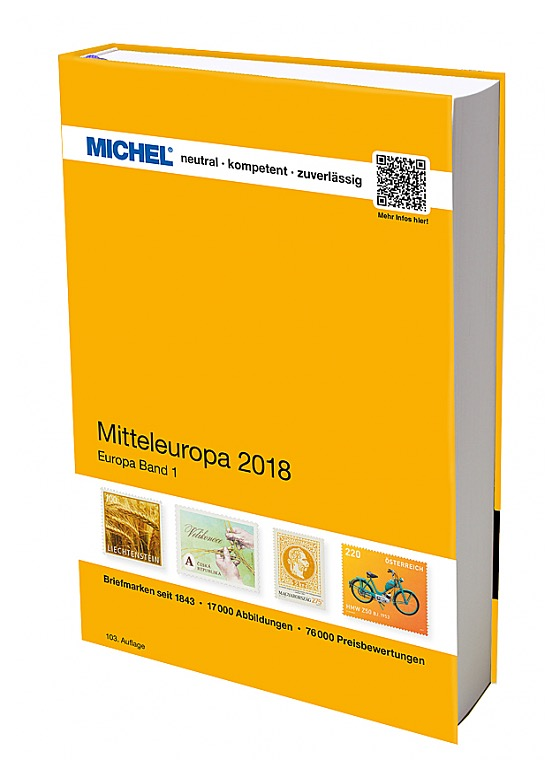 Mitteleuropa 2018 (EK 1) - Central Europe
