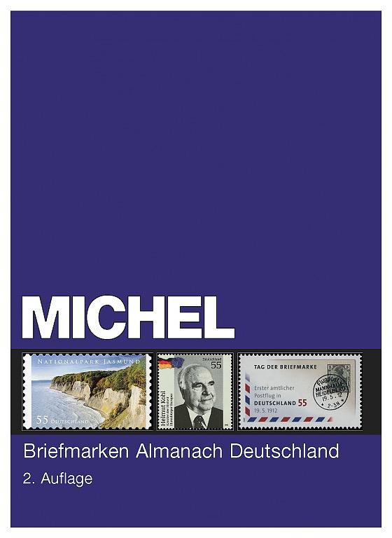 Almanach Bund/Berlin (West) 2013 - Germania