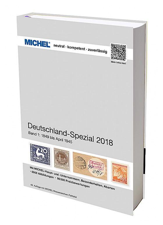 Deutschland-Spezial 2018 – Band 1 - Germany