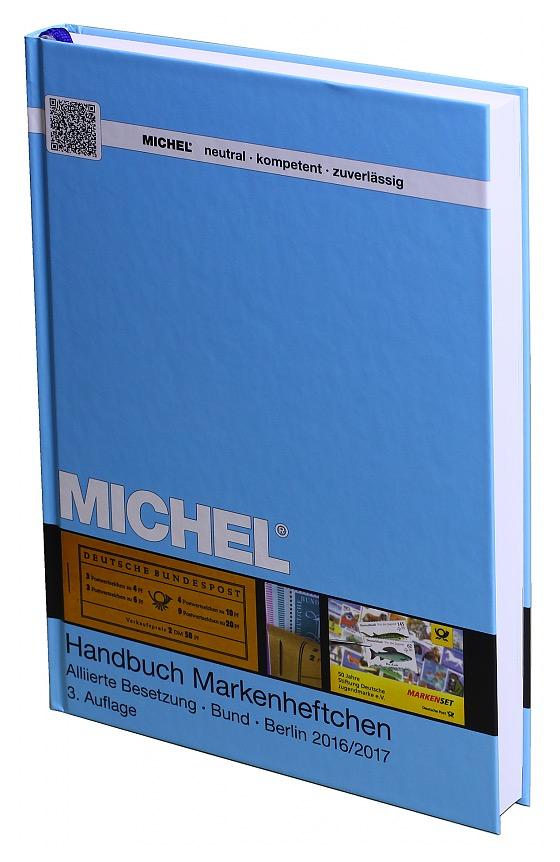 Handbuch Markenheftchen Alliierte Besetzung/Bund/Berlin 2016/2017 - Germania