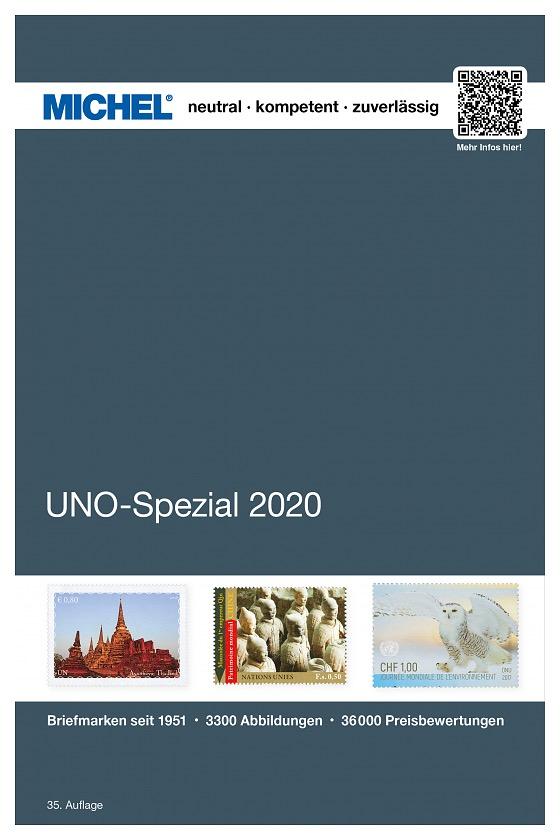 UNO-Spezial 2020 - Nazioni unite