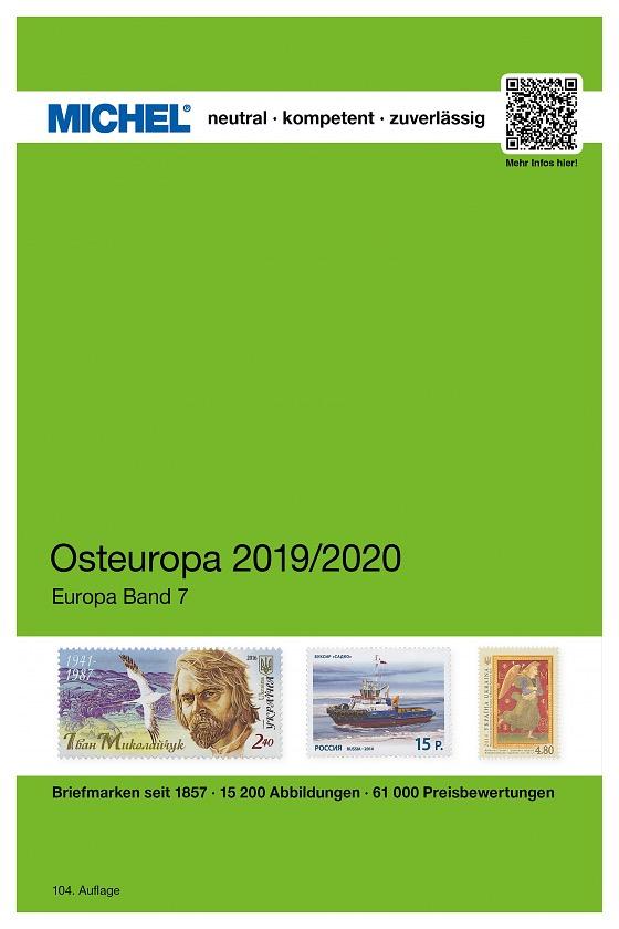 Osteuropa 2019/2020 (EK 7) - Eastern Europe