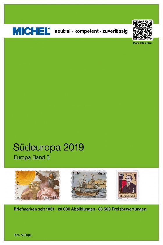 Südeuropa 2019 (EK 3) - Southern Europe