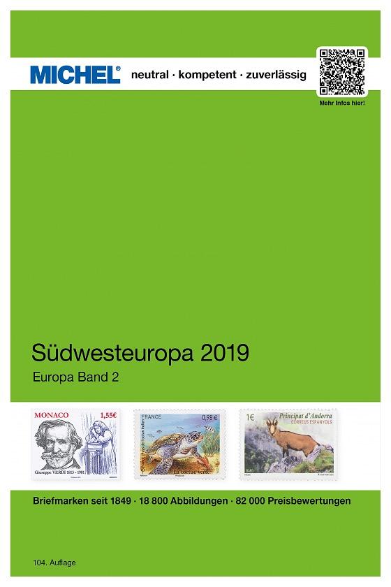 Südwesteuropa 2019 (EK 2) - Southwestern Europe