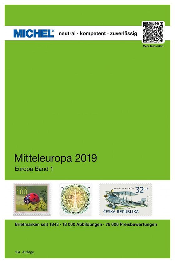 Mitteleuropa 2019 (EK 1) - Central Europe