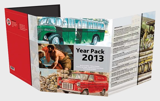Year Pack 2013 - Year Collections