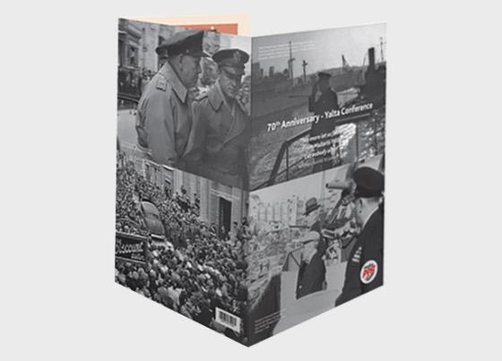 70th Ann. Yalta Conference 2015 - Special Folder