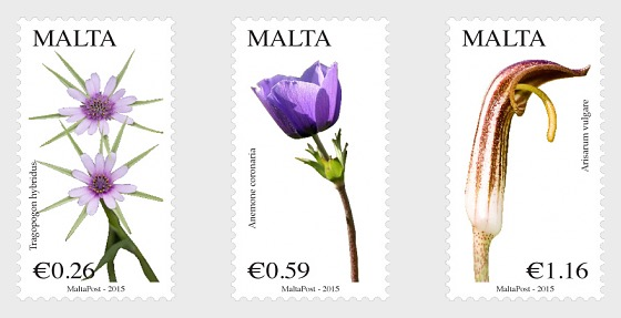 Malta Flora Series II - Set