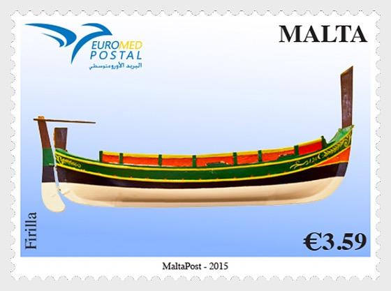 Euromed 2015 - Boats - Set
