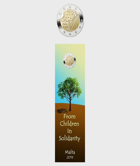 Natura e Ambiente - Coin Card - Carta  moneta