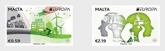 Europa 2016 - Pensi il verde - Serie