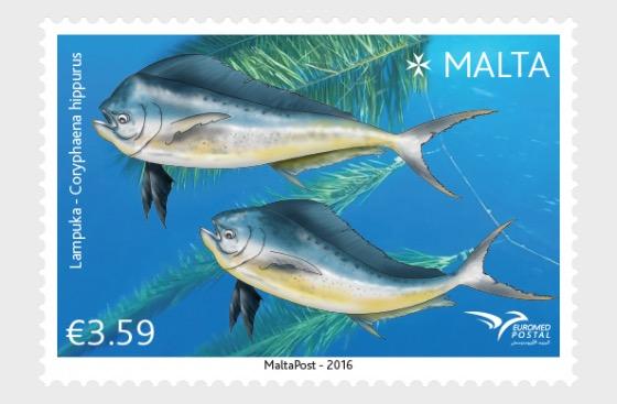 Euromed 2016 - Pesce nel Mediterraneo - Serie