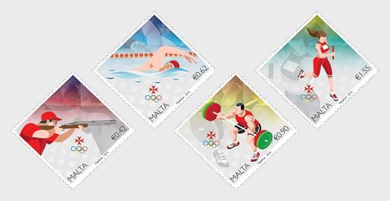 Giochi Olimpici del 2016 - Serie
